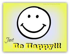 Be #happy  #Create-FateEnterprises