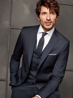 19eb125bef24e Andres Velencoso Segura for Carl Gross Autumn Winter 2015. Abiti Da UomoModa  ...