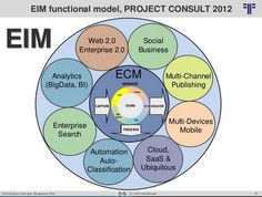EIM Enterprise Information Management | Ulrich Kampffmeyer | 2013 | Componentes