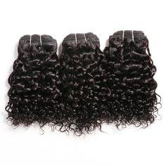 Virgin Brazilian and Peruvian Water Wave Hair Bundles Virgin Hair Bundles, Waves Bundle, Water Waves, Peruvian Hair, Wave Hair, Finger Waves