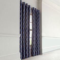 jcpenney.com | MarthaWindow™ Windsor Wave Grommet-Top Curtain Panel