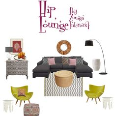 Hip Lounge by Zuniga Interiors
