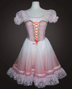 Ballet Dress  performance Ballet Dress by TheDancersChoice on Etsy