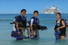 4-Night Yasawa Islands Fiji Cruise Discover the real Fiji on a 4-night cruise in the Yasawa Islands. As you cruise through the Yasawa archipelago, you'll encounter some of the most dramatic scenery in the South Pacific. With a new island and coral reef to visit every morning and afternoon, there are endless opportunities for beach and water activities. You'll also visit local villages where traditional Fijian life continues. With no more than 140 passengers on board, thi...