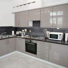 Home Decor Kitchen .Home Decor Kitchen Grey Kitchen Designs, Kitchen Room Design, Luxury Kitchen Design, Contemporary Kitchen Design, Kitchen Cabinet Design, Home Decor Kitchen, Interior Design Kitchen, Kitchen Ideas, Diy Kitchen