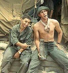 Boys of '67 Fighting the war in Viet Nam.