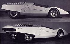 timewastingmachine: 1969 Ferrari 512S Speciale (Pininfarina)