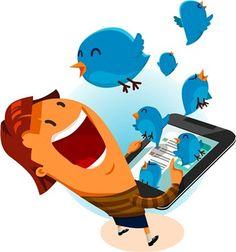 ¿A quién sigo en Twitter?