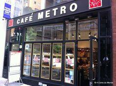 Le Café Métro pour un super petit déjeuner pas cher à new york