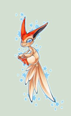 Pokemon - Victini