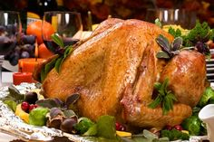 ... on Pinterest | Thanksgiving Recipes, Roasted Turkey and Turkey Recipes