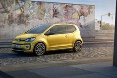 Volkswagen voorziet Up! van een Update