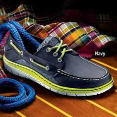uk availability 1a368 69490 Style, Comfort and 28% Lighter — Sperry s Newest Ultra-Light Daysailer! Men.  Men Dress UpSperry ShoesBlue ...