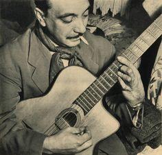 Django Reinhardt, Gypsy Jazz pioneer