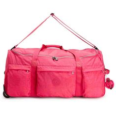 Rolling Duffle Bags for Women Cute Luggage 7e4a28d4ea044