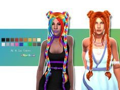 The Sims 4 Tekrisims JellyBean Rainbow Sims 4 Mods, Sims 4 Game Mods, Sims 5, Sims Four, Sims 4 Mm Cc, Cat Sim, Sims 4 Challenges, Sims 4 Anime, Sims4 Clothes