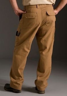 Duluth Trading Company Fire Hose Work Pant...best pants ever.
