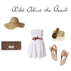 Wild About the Beach, created by kyangell
