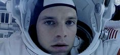 Sebastian Stan as Chris Beck in The Martian