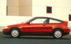 1984 Honda CRX.