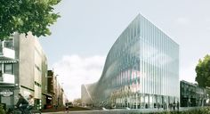 An Elegant Twist / ArtA by BIG + Allard Architecture