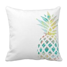 25 Cheap and Easy Home Decor Hacks for a Total House Makeover - The Trending House Tropical Furniture, Tropical Interior, Tropical Home Decor, Tropical Colors, Home Decor Hacks, Easy Home Decor, Pineapple Room Decor, Pineapple Palm, Tropical Bedrooms