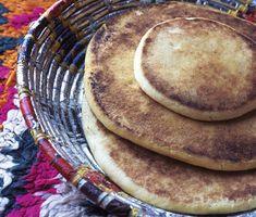 Recept: Marockanskt bröd