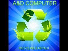 Free Computer Recycling - A&D Computer Recycling & Metals
