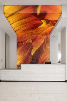 Lynnel Art to Form - Reception light box