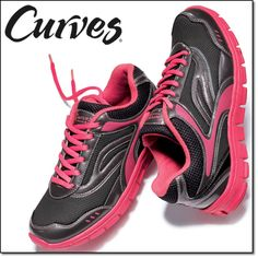 Curves for Women High-Performance Sneaker www.youravon.com/idavelez