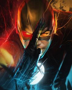 """""""Reverse Flash, Zoom, & The Flash by @bosslogix!"""""""