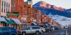 Welcome to beautiful Livingston Montana