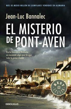 'El misterio de Pont-Aven', Jean-Luc Bannalec. La singular Bretaña francesa, museo paisajístico, gastronómico, impresionista, temperamental