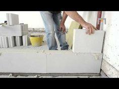 Küche Selber Bauen ,Bauanleitung Ytong Porenbeton Steine - YouTube