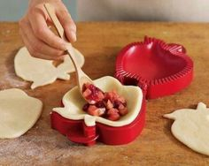 Pie Molds - How Cute to make individual pies