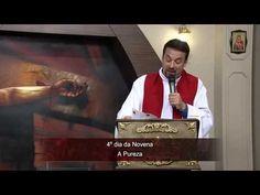 Novena das Mãos Ensanguentadas de Jesus 10/06/2014 - 4º dia: A Pureza - YouTube