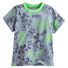Mickey Mouse Fashion Tee for Boys