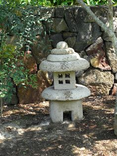 So we have been busy getting ready for the Kona Coffee Festival. I have several lanterns finished and have added some new designs. Japanese Garden Lanterns, Japanese Stone Lanterns, Yard Ornaments, Garden Ornament, Papercrete, Asian Garden, Concrete Projects, Concrete Crafts, Asian Design