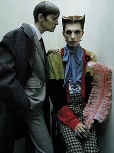 Vogue Italia July 2016 - Stella Tennant - Tim Walker
