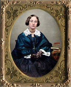wdcoryell:  Daguerreotype-1850s by klimbims on Flickr.