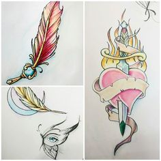 Agende sua tattoo - (61) 98276-3334 - #tattoo #tattoo2me #flash #tattooflash #oldscholl #butterfly #tatuagem #tatuador #tatuadordf #tatuadorbrasilia #aguasclarasdf #taguatinga #brasilia #tattoodf #alangore #draugmor #desenho #tatuaje #tatuajes #tattoos #drawing #cute #coloring  #heart #hearttattoo #dagger