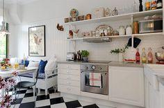23qm Stil Wohnen   Leben   Bloggen: küchenträume