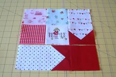 patchwork and stars lovely little handmades