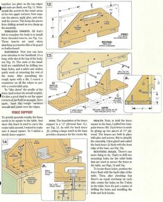 Benchtop Router Table Plans - Router