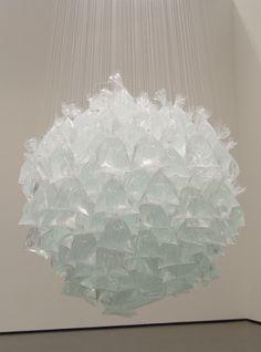 efedra: Retenue d'eau, 1998 by Michel François