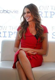 The Workout:  Sofia Vergara Hates to Exercise