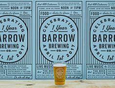 Keith Davis Young #typography #beer #packaging