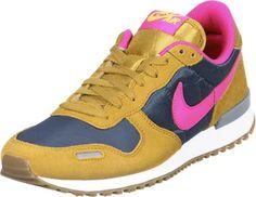 best service ccfa0 0b3d4 Nike Air Vortex W Schuhe gold neon pink Kopf Bis Fuß, Nike Air, Extravagante