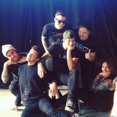 fall out boy and twenty one pilots; two of my favorite bands❤️❤️❤️