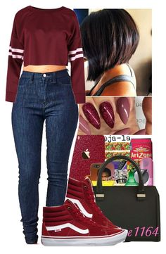 """#1050"" by jasmine1164 ❤ liked on Polyvore featuring Vans"